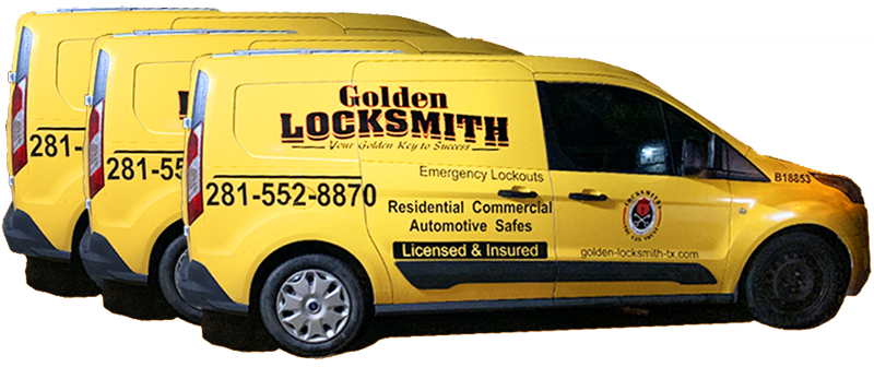 Golden Locksmith on Google Map