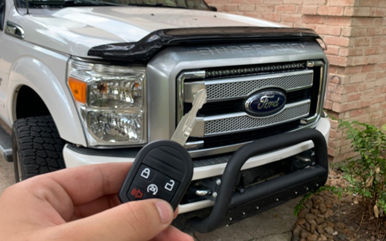 Car Key Replacement Service in Houston, TX area