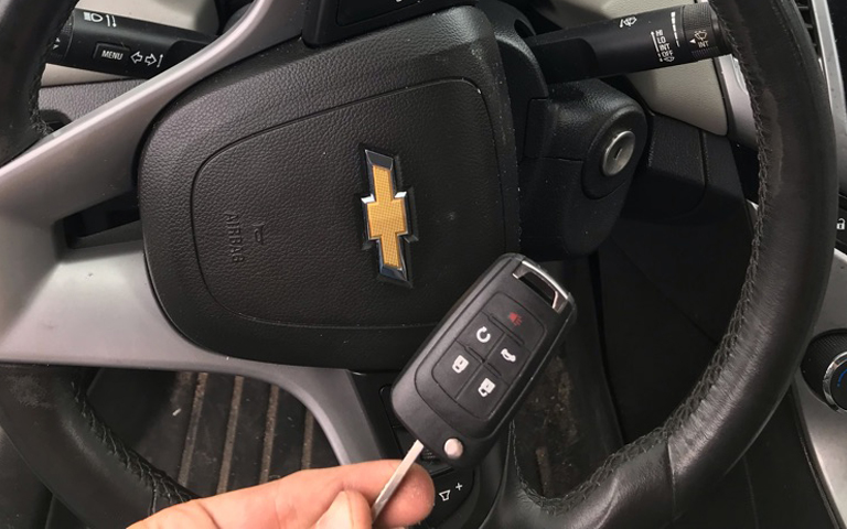 Remote Car Key Duplication Service in Houston, TX area